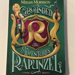 Grounded the adventures of rapunzel
